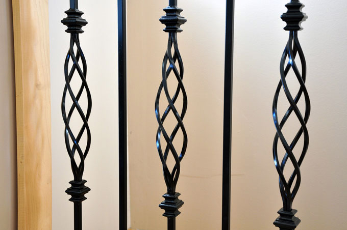 powder coating spindles
